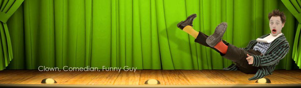 David Cassel - Clown Comedian, Funny Guy
