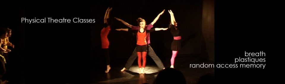 Physical Theatre Classes